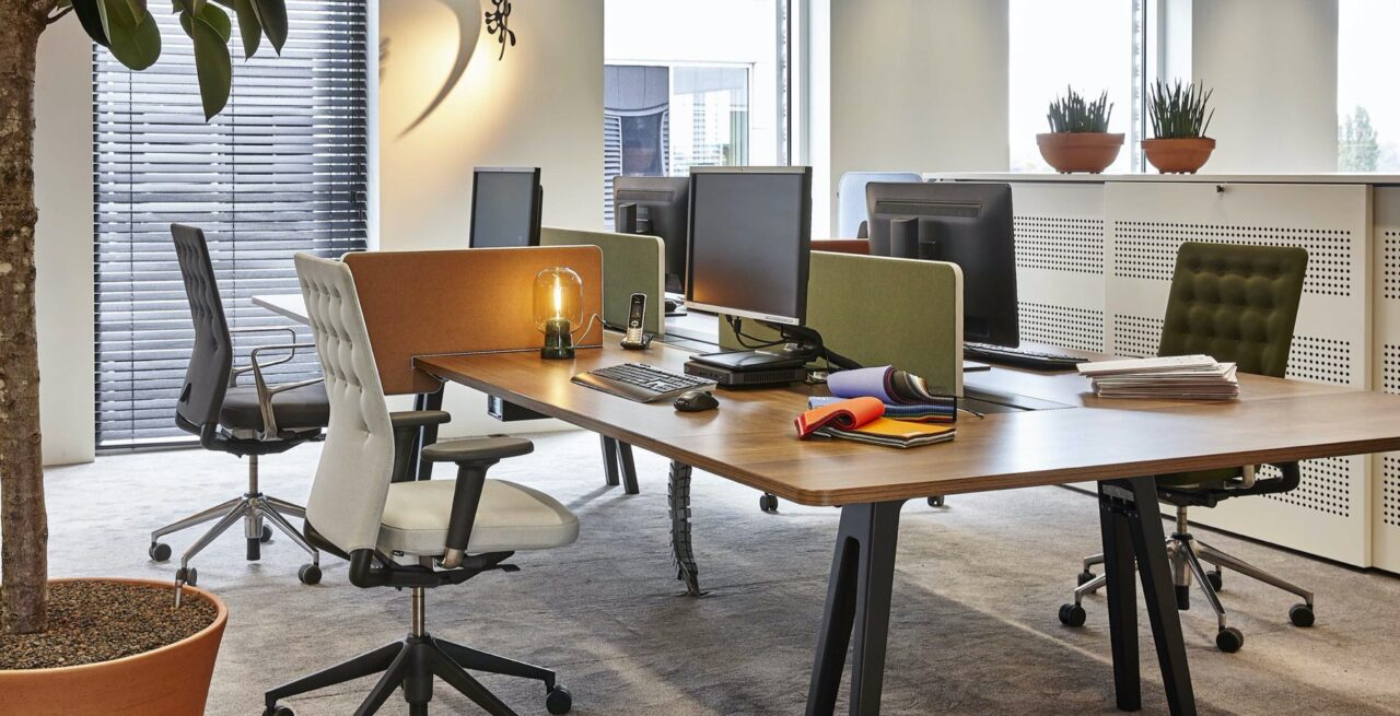 ergonomisch kantoormeubilair